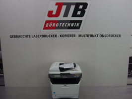 Kyocera M2535dn Multifunktionsgerät A4 (s/w): Digitalkopierer + Netzwerk-Drucker + Scanner + Fax