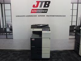 Develop Ineo +224e wie Bizhub C224e Farblaserdrucker Scanner Netzwerkdrucker 2 Kassetten A3 MFP