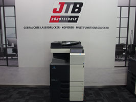 Konica Minolta Bizhub C224e Farblaserdrucker DIN A3/A4 Netzwerkdrucker Scanner Fax Top Zustand!