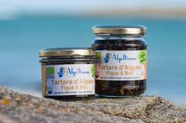 Tartare d'algues : Figues & Miel