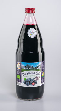 Bio Aroniasaft 1 L Flasche