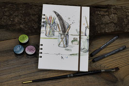 Sketchbook binden