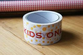 "PAKETKLEBEBAND ""FOR KIDS ONLY!"""