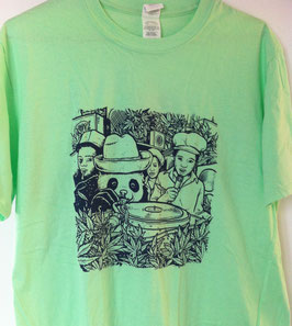 Camiseta BIG Ganja Tunes vol. 2