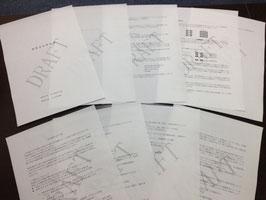 WORD版 財務・税務デューデリジェンス 契約書フォーマット(ひな形)
