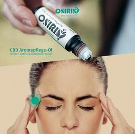 Osiris Kopfwohl – Aromatherapie Roll-On mit echter Minze