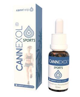 Cannexol 10 Aromaöl Sport 10ml