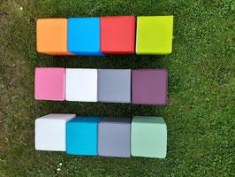 einzelner Würfel 20x20x20cm - Farbwahl