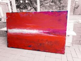 160 x 100 cm - Wachsende Liebe