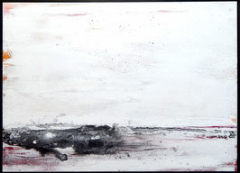 Gemälde in schwarz weiß