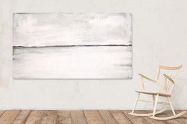 200 x 100 cm - weißes Bild