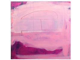 Pinkes Bild - Kurze Sommerhusche