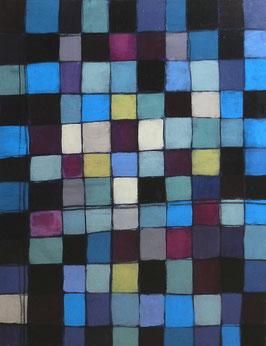 Bild Karos 100 x 80 cm