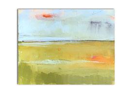 50 x 40 cm - Sonnenregen