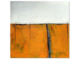 Landschaftsbild 150 x 110 cm