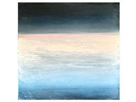 Strandabschnitte - Bild 100 x 130 cm