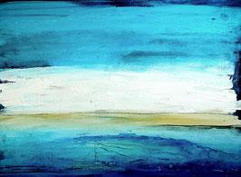 blaues Bild - Meer