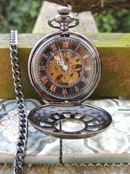 Titania Steampunk Taschenuhr