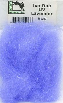 Hareline ICE DUB UV Lavender ICE200