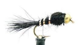 Yangoo GK Hare's Ear Black #14