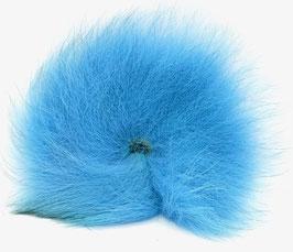 Orkla Fur & Feather ARCTIC FOX TAIL Blue
