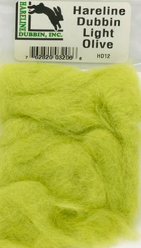 Hareline DUBBIN Light Olive HD12