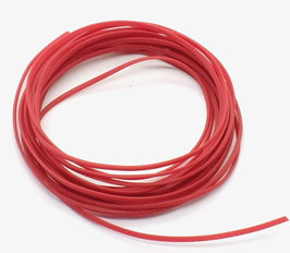 Websta ELASTC RIB Red 1,0mm EM02