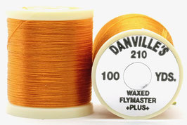Danville's FLYMASTER PLUS 210 Denier Orange TPS007