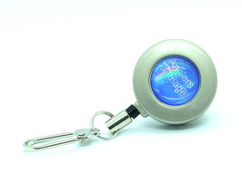 Anglers Image PIN ON REEL