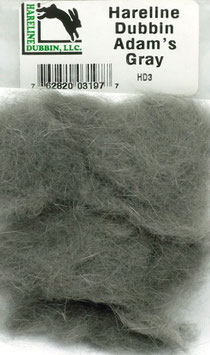 Hareline DUBBIN Adams Gray HD3