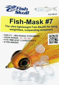 Fish Skull FISH MASK #7 FS-FM-07
