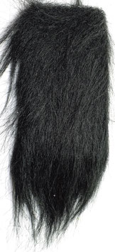Hareline EXTRA SELECT CRAFT FUR Black XCF11