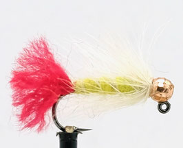 Yangoo TUNGSTEN JIG Yellow Copper #8