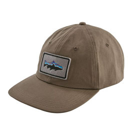 Patagonia FITZ ROY TROUT PATCH CAP Burnie Stone