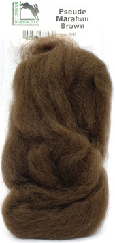 Hareline PSEUDO MARABOU Brown PM40