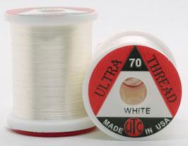 UTC ULTRA THREAD 70 Den. White UT7001