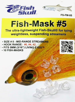 Fish Skull FISH MASK #5 FS-FM-05