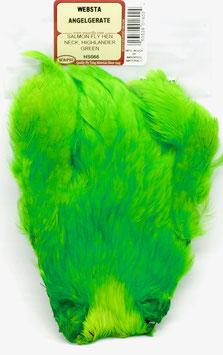 Wapsi SALMON HEN NECK Highlander Green HS066