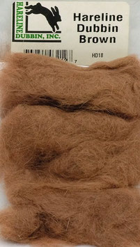 Hareline DUBBIN Brown HD18