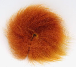 Orkla Fur & Feather ARCTIC FOX TAIL Ginger