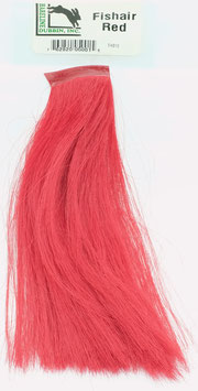 Hareline FISHHAIR Red FH310