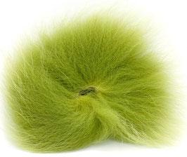Orkla Fur & Feather ARCTIC FOX TAIL Olive