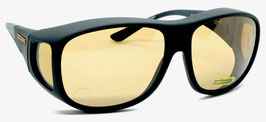 Cocoons XL AVIATOR Polarchromic Amber