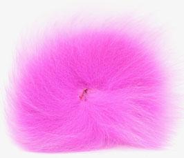 Orkla Fur & Feather ARCTIC FOX TAIL Pink