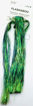 DYED PEARL FLASHABOU Peacock 6972