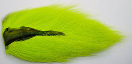 NORTHERN BUCKTAIL Chartreuse