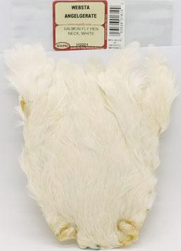 Wapsi SALMON HEN NECK White HS001