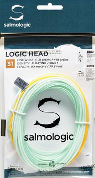 Salmologic LOGIC HEAD 31g./ 478grains FLOATING/ SINK1