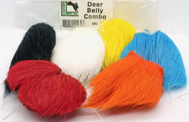 Hareline DEER BELLY COMBO DBC