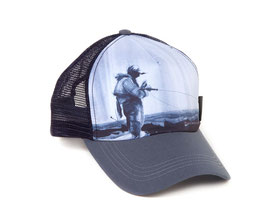 Fishpond DOWNPOUR FOAM TRUCKER HAT